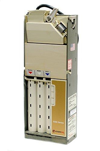 Coinco 9302LF Coin Changer Acceptor 24 volt 15 pin
