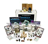 American Educational Mineral Build Block Earth Science Videolab with DVD