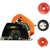 KTC/POWERCUT/ACTION Powerful cutting machine(110 mm) for wood/marble/tile/granite/metal cutting Free 3 wheels