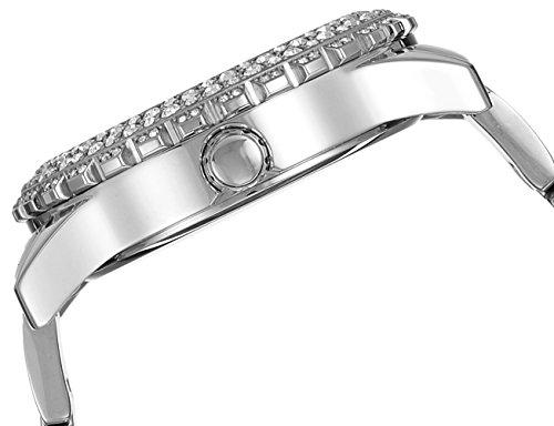 Guess-W0335L1-Reloj-de-pulsera-mujer-acero-inoxidable-color-plateado