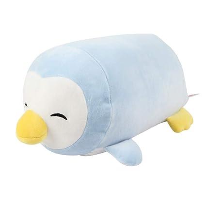 Amazon.com: Miniso - Almohada de peluche para pingüino ...