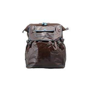 Urban Junket Kathy Laptop Backpack (Chocolate Brown)