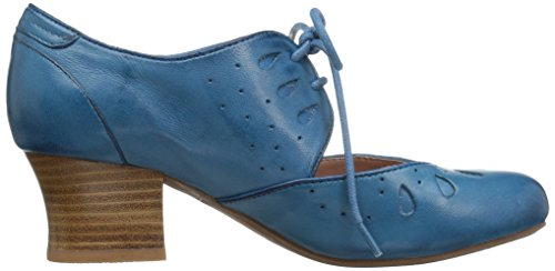 Miz Mooz Mujeres Fordham Dress Pump Blue