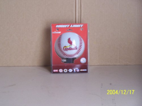 Louis Cardinals Night Light - MLB St Louis Cardinals Night Light