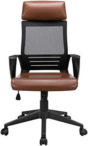 Topeakmart High Back Mesh Office Chair