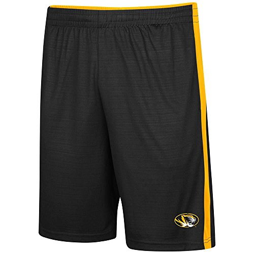 Colosseum Mens Missouri Tigers Basketball Shorts - ()