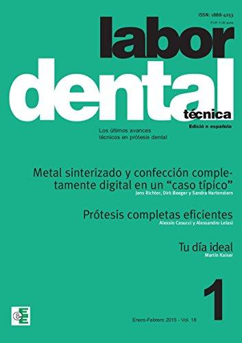 Download Labor Dental Técnica 1-2015 (Spanish Edition) Pdf