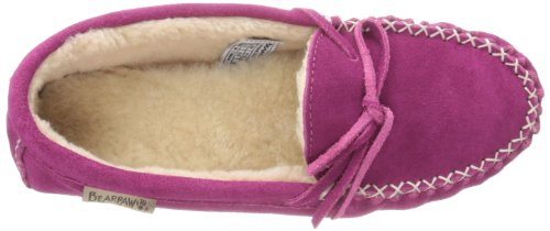 Bearpaw Frauen Ashlyn Pom Berry