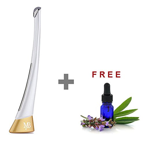 Swiss-Ultimate Labs Sonic Ionic Infusion Massager Wand (with Bonus Essential Oil) Ultimate-200a