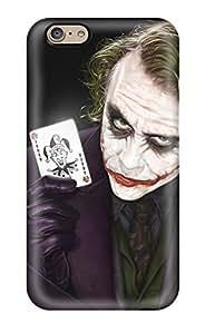 Cute Tpu ZippyDoritEduard Heath Ledger As Joker Case Cover For Iphone 6