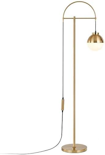 ZWJ-Lámpara de pie Simple del LED creativas Lámparas de pie Habitación Habitación Sala Dormitorio Dormitorio lámpara de mesa vertical: Amazon.es: Iluminación
