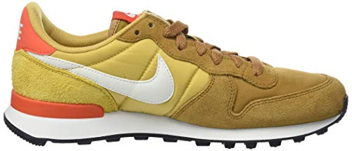 Summit Mehrfarbig 207 Bronze NIKE White Gold Muted Damen Internationalist Wheat Sneakers xwvtvFYq7