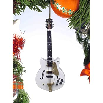 Amazoncom Musical Instrument Christmas Ornament 5 Gibson