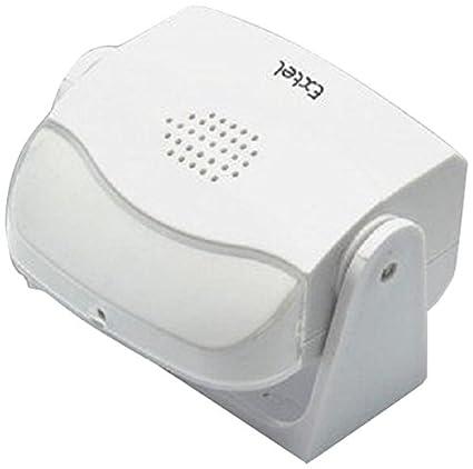 Extel Heo - Detector de paso sonoro e inalámbrico