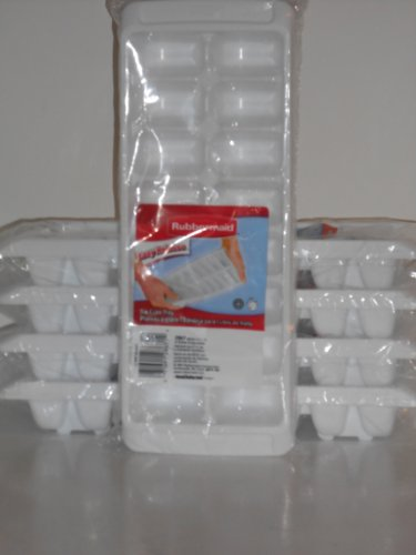Servin' Saver Deluxe Ice Cube Tray, Pack of 5 ()