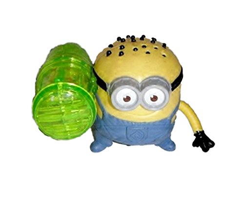 Despicable Me 2 Mcdonalds Toy Jelly Whizzer Whistle  4