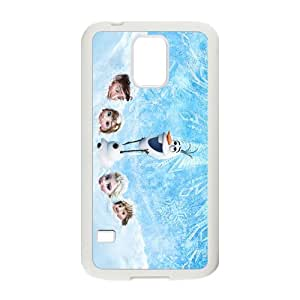 Frozen Princess Elsa Anna Kristoff Olaf Hans Cell Phone Case for Samsung Galaxy S5
