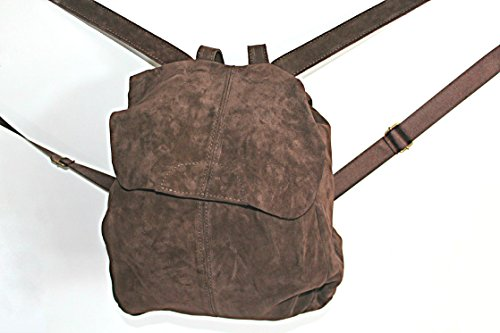 3d16f5c2db4ae ... Damen Schultertasche Suede Wildleder Frauen handtasche Beuteltasche  Umhängetasche Damentasche Echtes Wildleder Damenhandtasche Unterarmtasche  ...