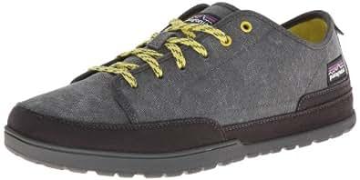 Patagonia Men's Activist Canvas Sneaker,Forge Grey,15 M US