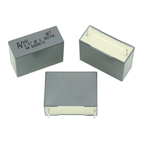 10x MKT-Condensateur rad. 0,47µF 300V AC ; 22,5mm ; R603N3470JB00K ; 470nF