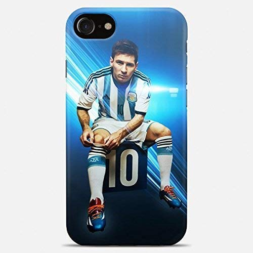 new product 441ac 3a1e5 Amazon.com: Inspired by Lionel messi phone case Lionel messi iPhone ...
