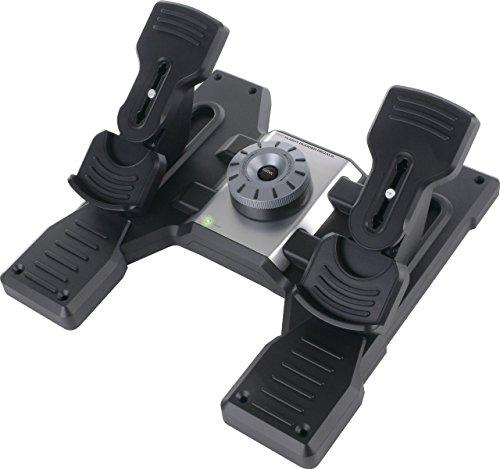 Logitech G PRO Flight Rudder Pedals (Certified Refurbished)