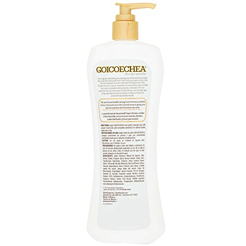 Goicoechea Arnica Lotion For Legs 135 Oz Prices Information Reviews