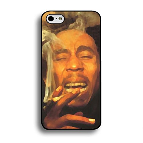 Iphone 6 / 6s ( 4.7 Inch ) Cover Shell Personalized Style Reggae Music Bob Marley Wailing Wailers Phone Case Cover Originator Singer Personalized