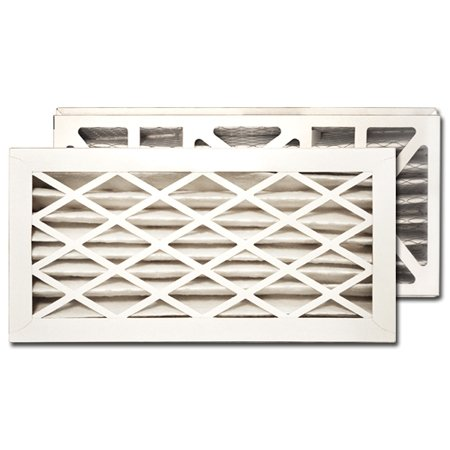 12x24x5 (11.75×23.75×4.38) MERV 10 Honeywell Grill Filter (2 Pack)