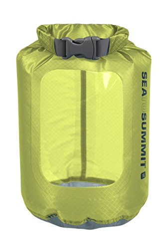 Sea To Summit Ultra-Sil View Dry Sack - Kiwi Green 8L (Sea To Summit Dishes compare prices)