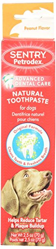 (Petrodex Natural Toothpaste Dog - Peanut - 2.5 Oz)
