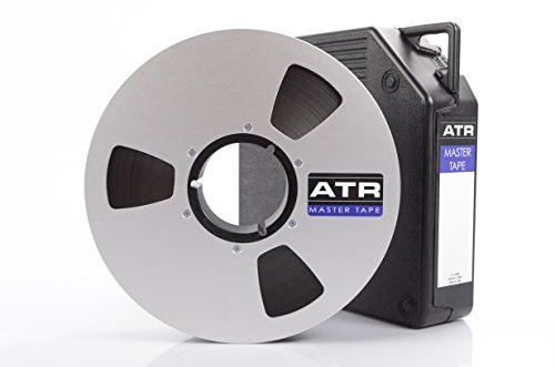 "Premium Analog Recording Tape by ATR Magnetics | 2"" Master Tape - Modern Classic Sound 