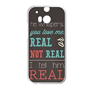 hunger games quotes Phone Case for HTC One M8