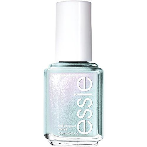 essie 2018 Seaglass Shimmers Nail Polish Collection, At Sea Level, 0.46 fl. oz. - Essie Polish