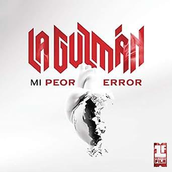 Amazon.com: Mi Peor Error (Primera Fila [En Vivo ...