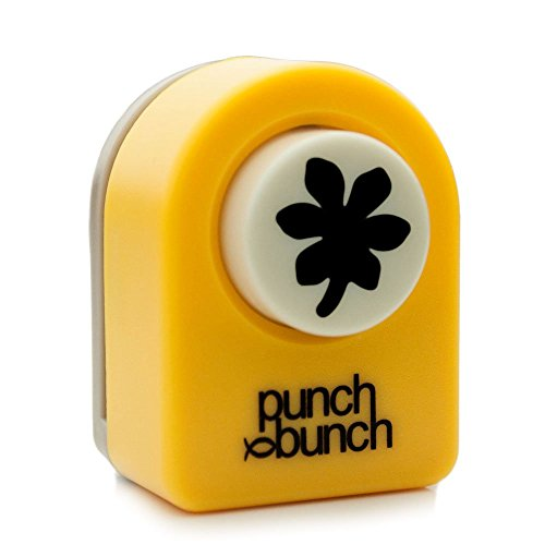(Punch Bunch Small Punch, Palmate Leaf)