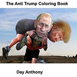 The Anti Trump Coloring Book