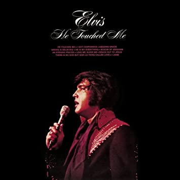 Image result for Elvis presley He Touched Me,