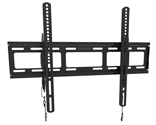 Large Tilt Flat Panel - Stanley TV Wall Mount - Super Slim Tilt Mount for Large Flat Panel Television 37