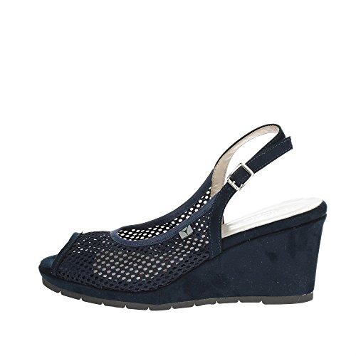Iab511041 Bleu Femme Cinzia Soft Sandale 5WxY0z