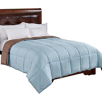 Amazon Com Full Queen Reversible Comforter Duvet Insert