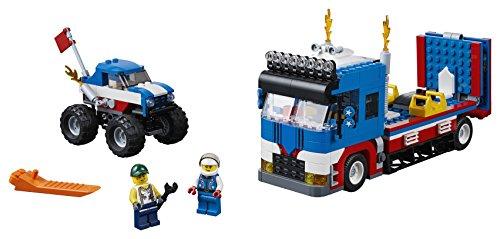 LEGO Truck Dello Stuntman Costruzioni Piccole Gioco Bambino Bambina Giocattolo 109 3 spesavip