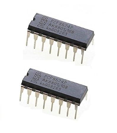 1PCS NEW PCF8574P PCF8574 DIP-16 NXP//PHI Remote 8-bit I//O Expander IC