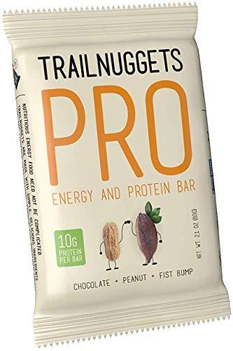 Trailnuggets Pro Energy and Endurance Bar, Fist Bump, 1 CT