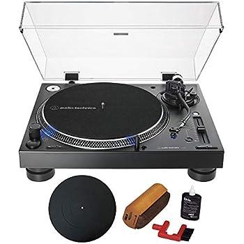 Amazon.com: Audio-Technica Direct-Drive AT-LP140XP-BK ...