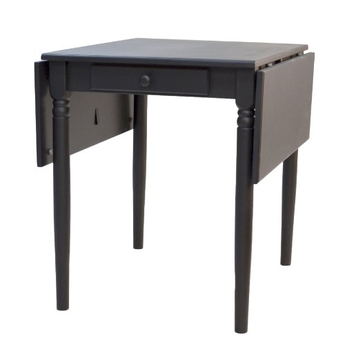 Carolina Cottage Macy Square Drop Leaf Table