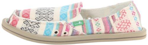 Sanuk Shoes Poncho Natural Ladies Donna wqwTap
