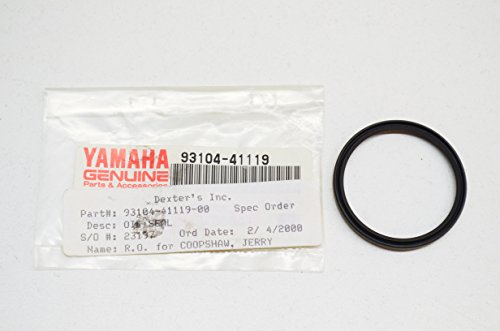 Yamaha 93104-41119-00 Oil Seal; 931044111900 Made by Yamaha