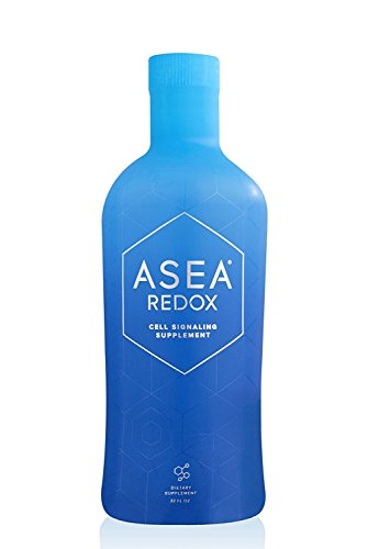 ASEA REDOX Cell Signaling Supplement for Immune, Cardiovascular and Gut Health.(32 oz. Bottle).