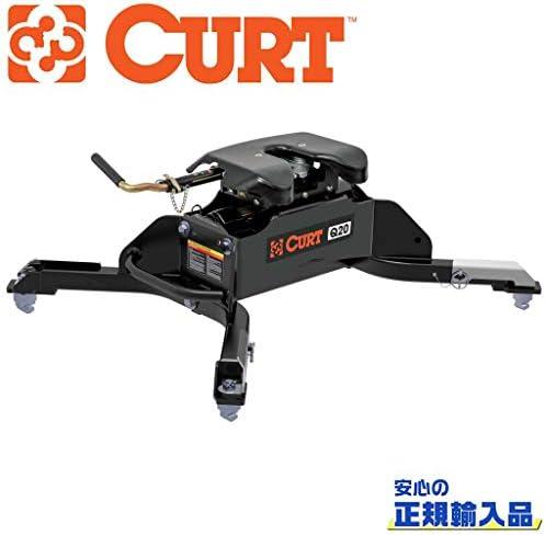 [CURT(カート)正規代理店]Q20 5thホイールヒッチ RAMパックシステムレッグ付き 牽引力 約9080kg 汎用